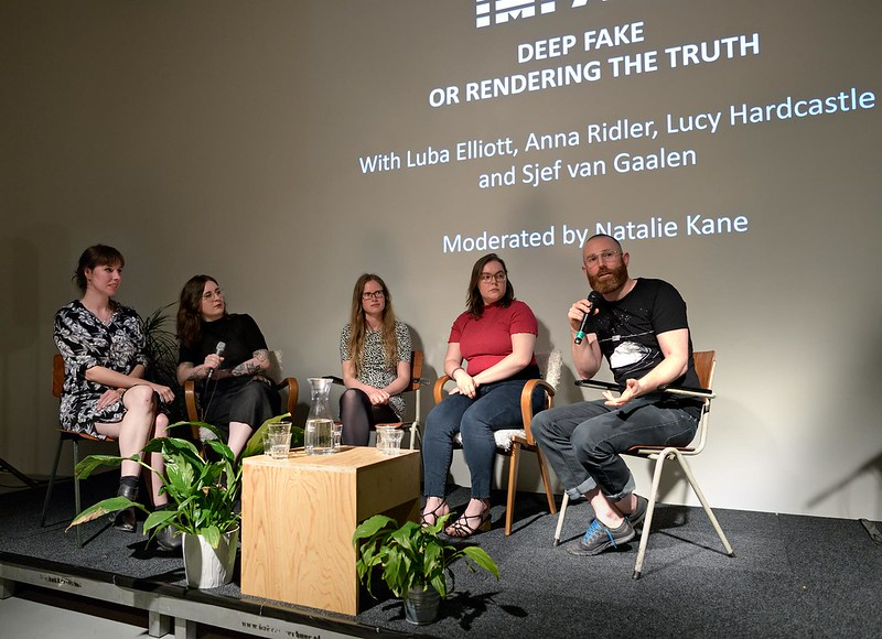 Impakt Event 2018: Deep Fake or Rendering the Truth