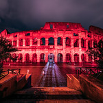 Red Colosseo - https://www.flickr.com/people/55239003@N05/