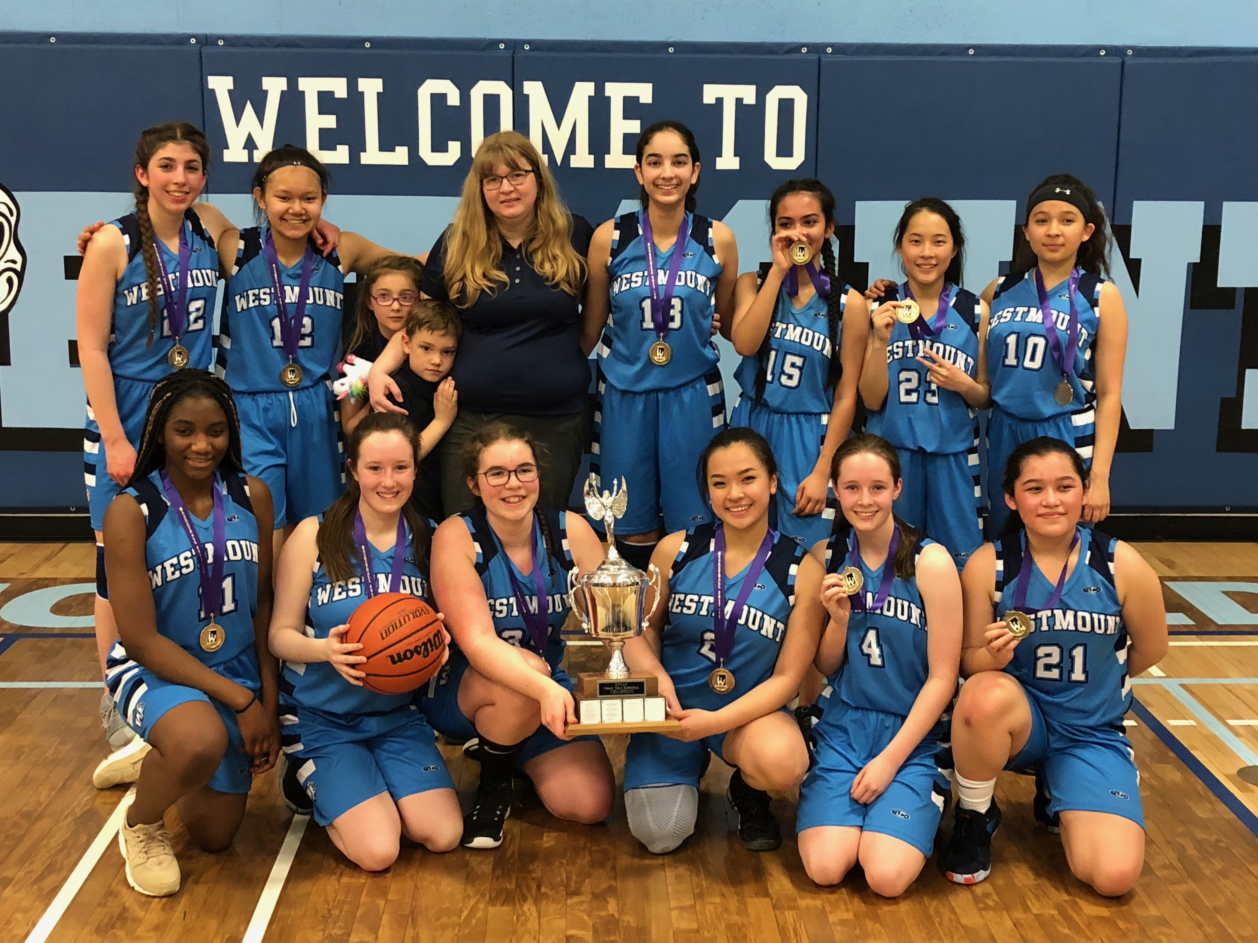 2017-18 HWIAC Grade 9 Girls Basketball