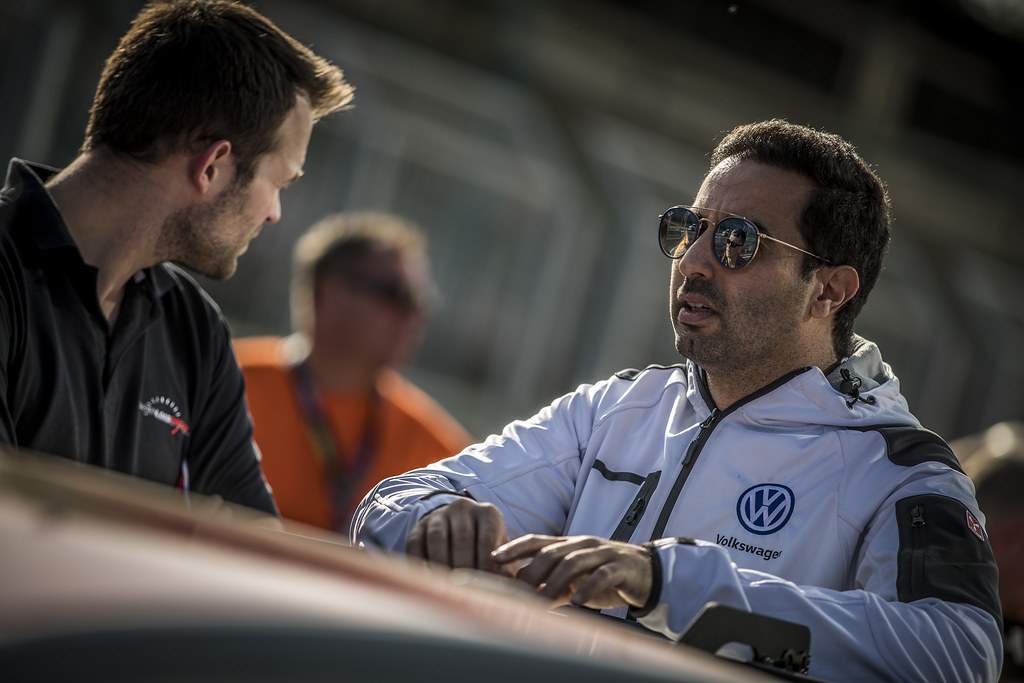 BENNANI Mehdi (MAR), Sebastien Loeb Racing, Volkswagen Golf GTI TCR, portrait during the 2018 FIA WTCR World Touring Car cup, Race of Hungary at hungaroring, Budapest from april 27 to 29 - Photo Gregory Lenormand / DPPI