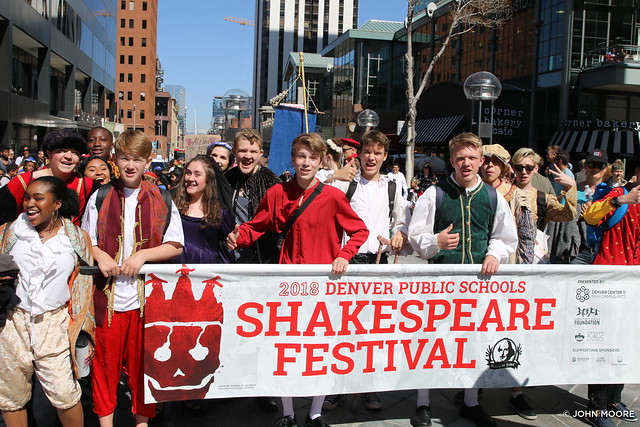2018 DPS Shakespeare Festival