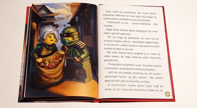 RECENZJA LEGO NINJAGO Przyjaciel czy wróg  (5)