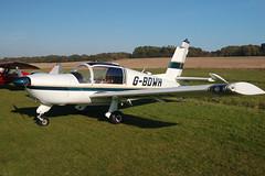 G-BDWH Socata MS892E (2697) Popham 121008
