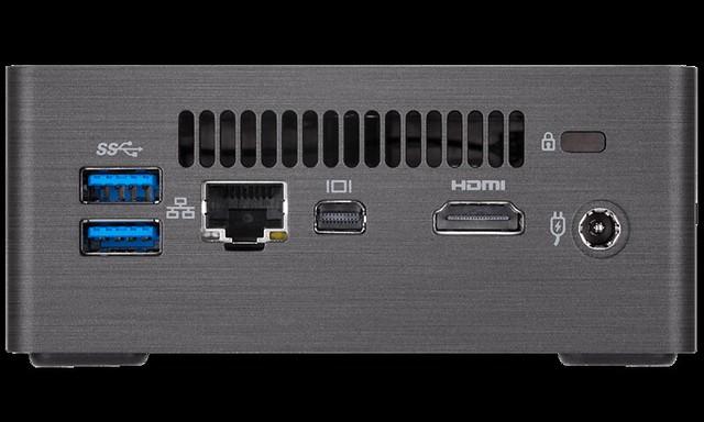 Gigabyte Brix S, de nouveaux modèles sous Intel Gemini Lake