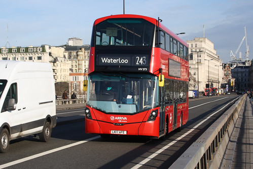 Arriva London HV273 LK17AFE