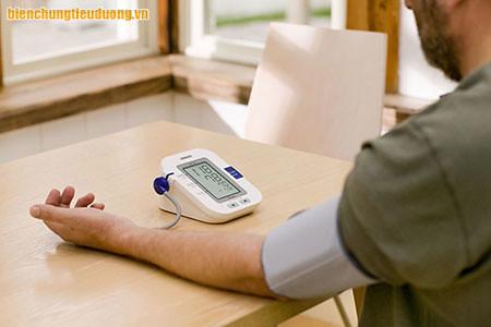 Người bệnh tiểu đường cần có mức huyết áp bằng hoặc dưới 120/80mmHg