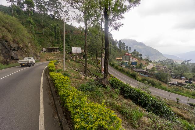 Peradeniya-Badulla-Chenkaladi Highway