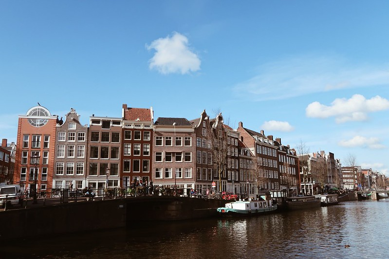 Postcard from Amsterdam