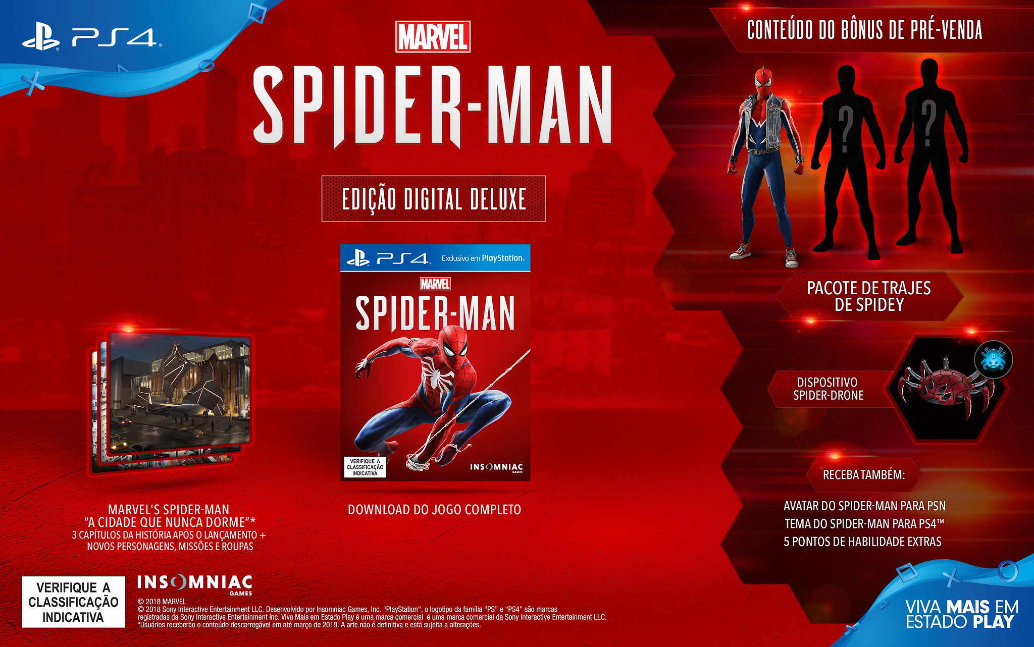 Marvel's Spider Man PS4