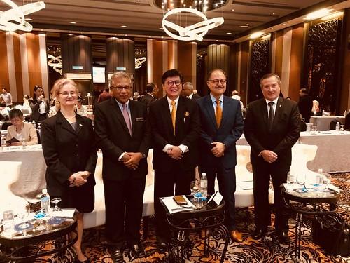Mexico participa en el seminario sobre el Tratado Integral y Progresista de Asociacion Transpacifico