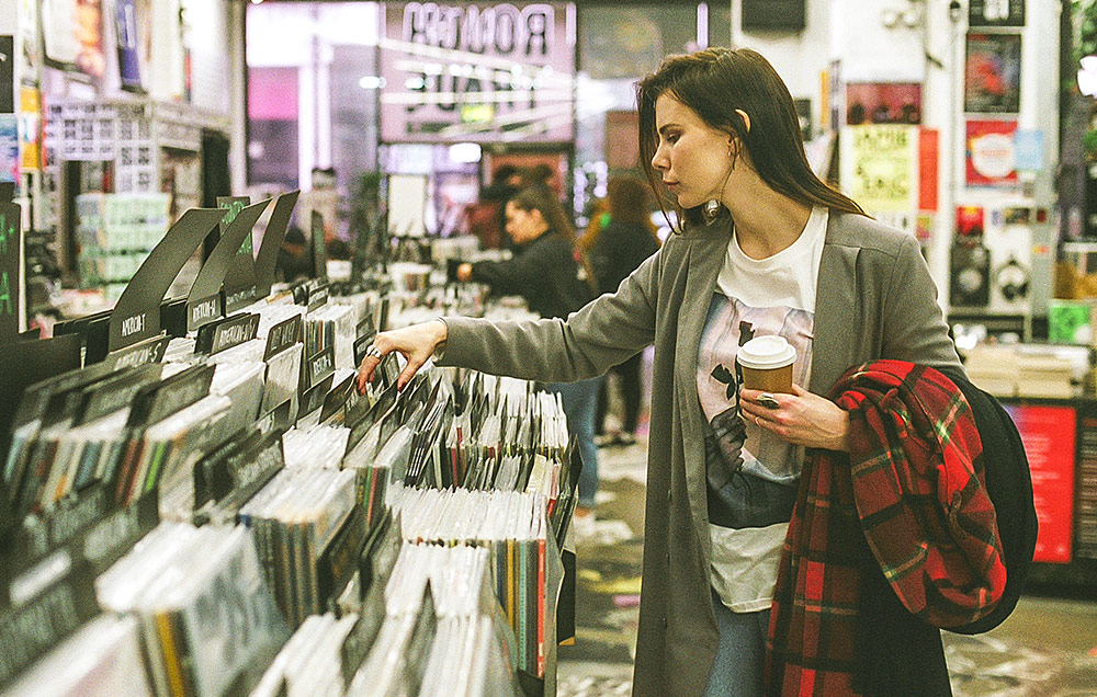 Record Shopping With... Skott @ Rough Trade East