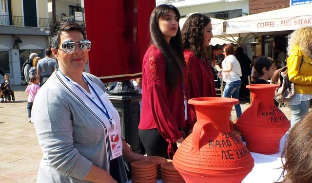 Το πασχαλινό έθιμο «Το Κομμάτι» στην πόλη της Λευκάδας