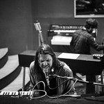 Tue, 06/03/2018 - 8:25pm - Producer, songwriter, guitarist Jonathan Wilson and his band perform for WFUV members at Electric Lady Studios in New York City. 3/6/18 Hosted by Rita Houston. Photo by Gus Philippas/WFUV