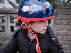 Rocket helmet