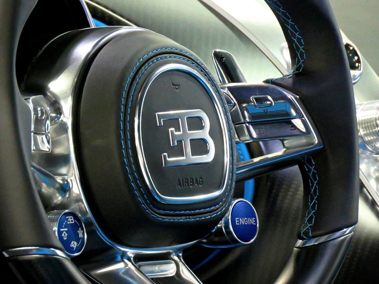 Bugatti Chiron Philly 12