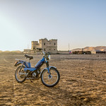 Shepherd's Bike, Kasbah Leila