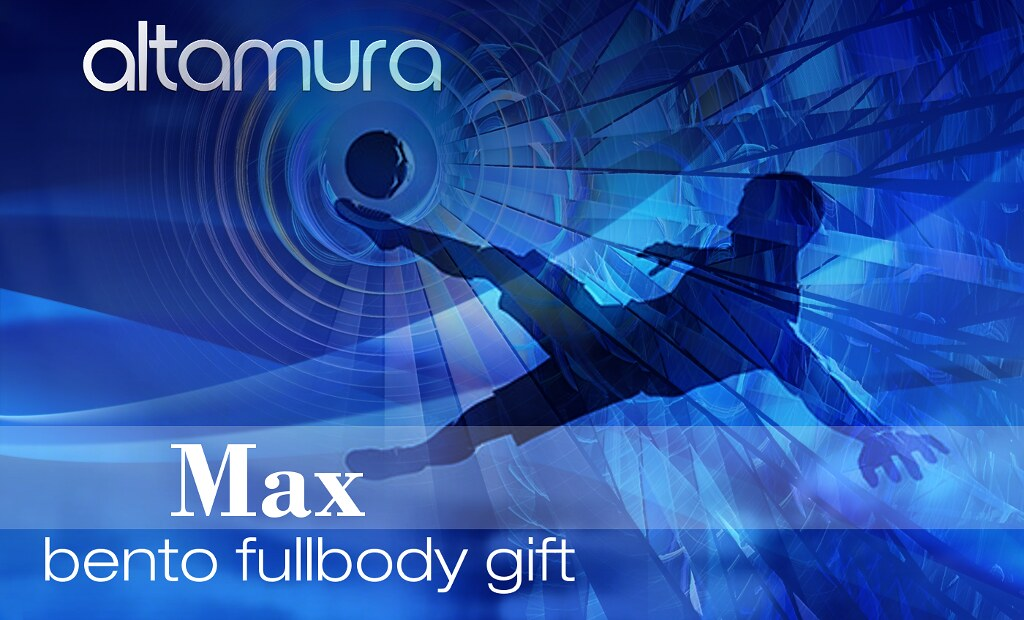 MAX  BENTO FULLBODY GIFT !! - TeleportHub.com Live!