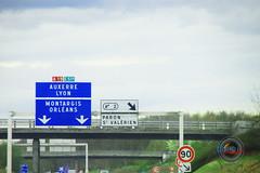 A19 Les Balesmes le 14/04/18. - Photo of Villeneuve-la-Dondagre