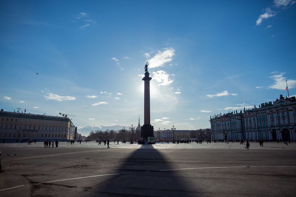 27 Марта 2018, Лития на дворцовой площади/ 27 March 2018, Lithium on Palace square