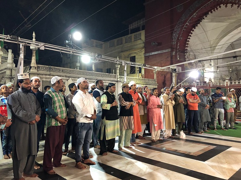 City Faith - Beyond Thursday Evening Qawwalis, Hazrat Nizamuddin Auliya's Dargah