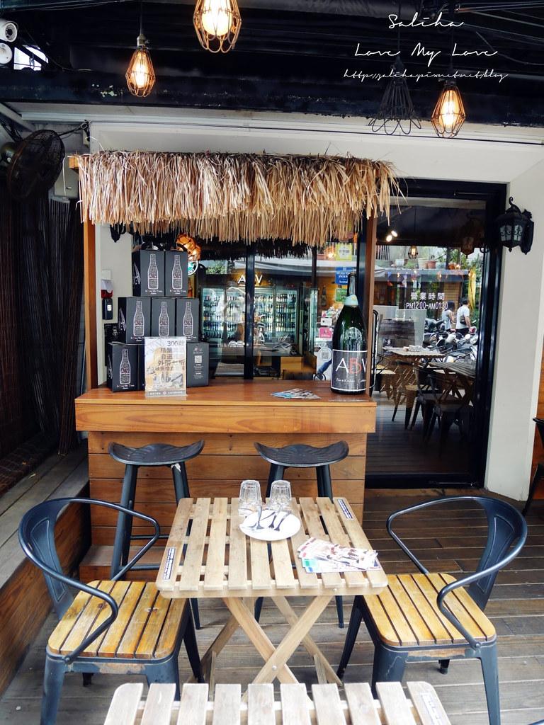 台北東區ABV加勒比海餐酒館 (4)