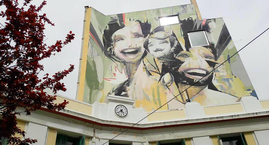 Psirri, Athene: Iroon plein | Mooistestedentrips.nl