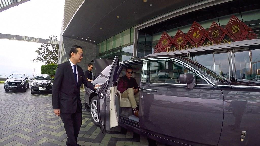 Rolls Royce Ritz-Carlton Hong Kong 8