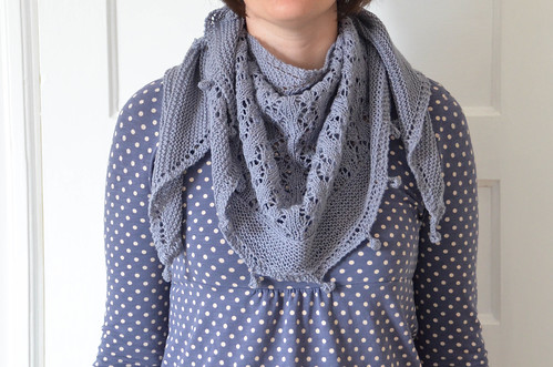 Uraidla Shawl - gray