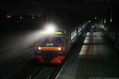 DC Electric train (ED4M-0257)