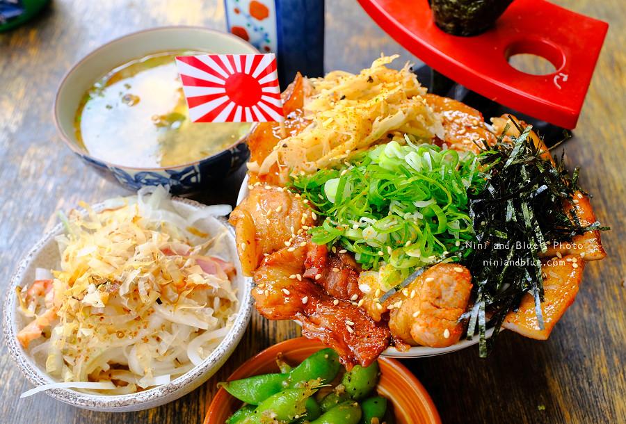 信兵衛 手作丼飯壽司。14