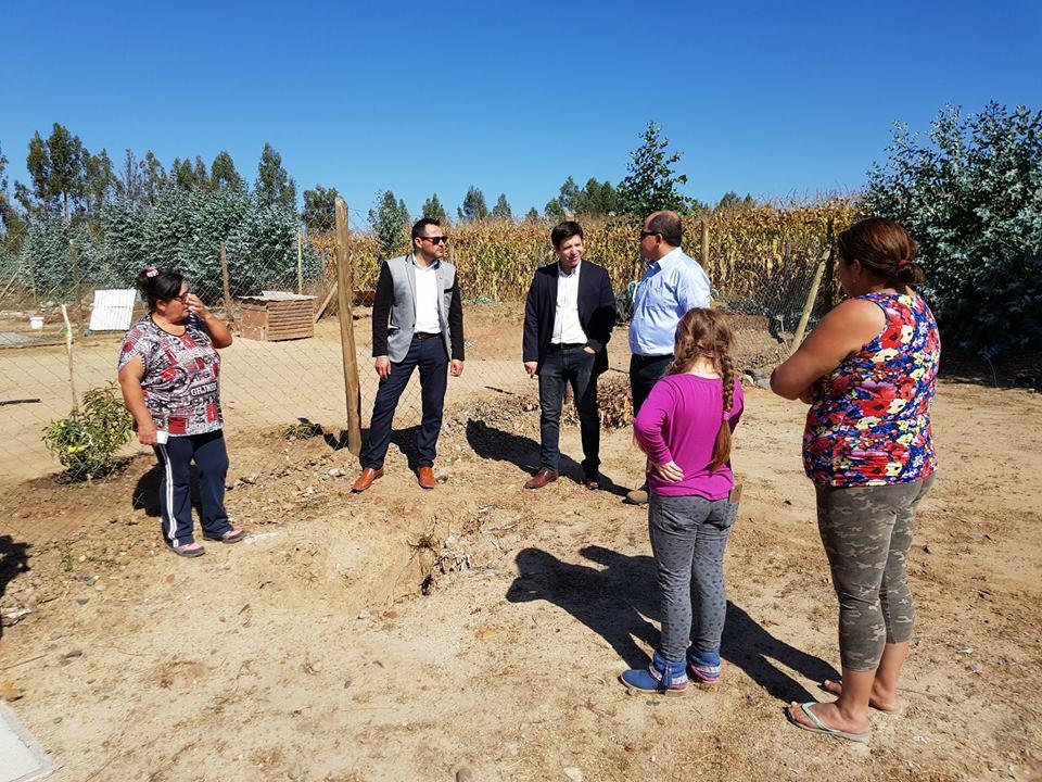 REGIÓN DEL MAULE Seremi del Minvu recorre las comunas para mantenerse en sintonía con las necesidades habitacionales y urbanísticas