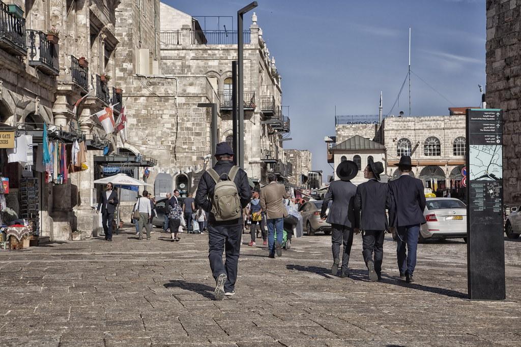 Jerusalem Kibbuts Ein Gedi Israel Det døde hav Wadi Arugot