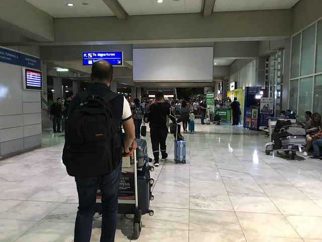 arrival in Manila march 23, 2018