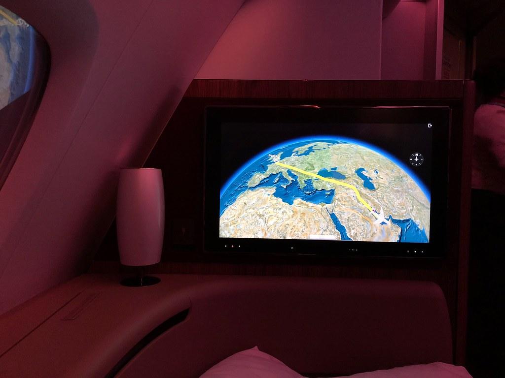 Qatar A380 First Class 69