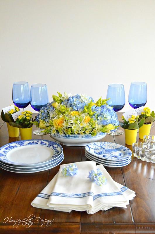 Floral Friday-Housepitality