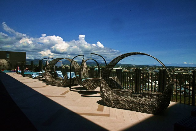 Bai Hotel Cebu - Pool Bar Chairs