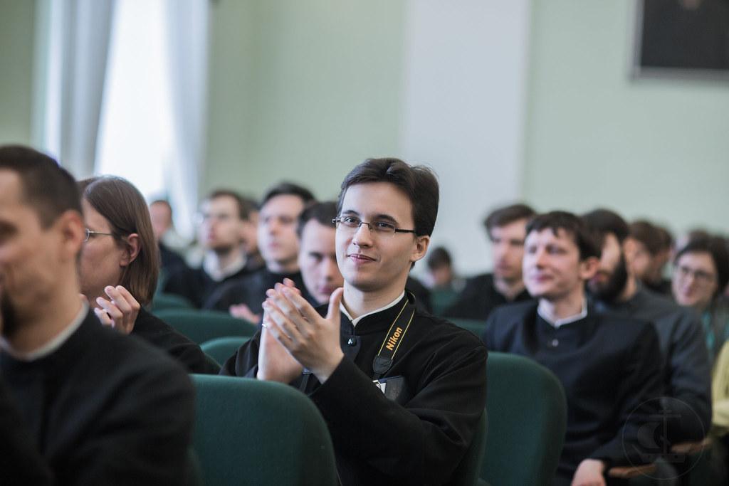 25 Апреля 2018, X Международная научно-богословская конференция / 25 April 2018, The X International Scientific and Theological Conference
