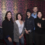 Thu, 08/03/2018 - 8:47pm - The Breeders Live at Rockwood Music Hall, 3.8.18 Photographer: Gus Philippas