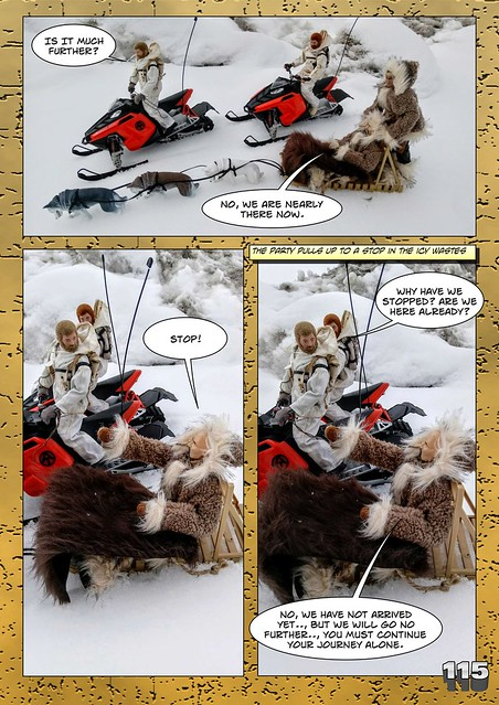 Bamcomix - An old face returns - Chapter Seven - What Lies Beneath The Ice? 41740014262_4960b31590_z