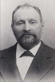 Schulman, Jacob I -Photo c. 1896