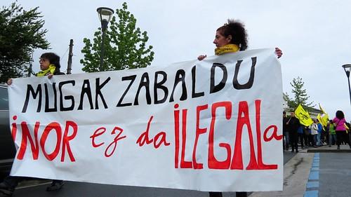 Mugak Zabalduz Euskal Herriko Karabana 2018