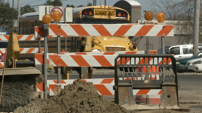 New Safety Concern at the Jolly/Okemos Intersection