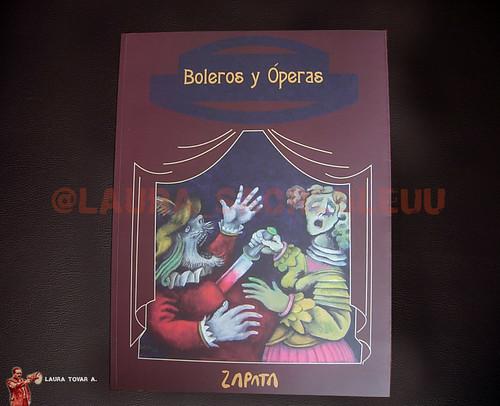 Diseño Gráfico para Zapata - Expo Boleros y Óperas / Graphic Design for Zapata - Expo Boleros y Operas