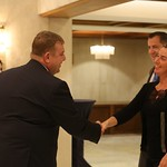 Informal meeting of defence ministers: Handshake