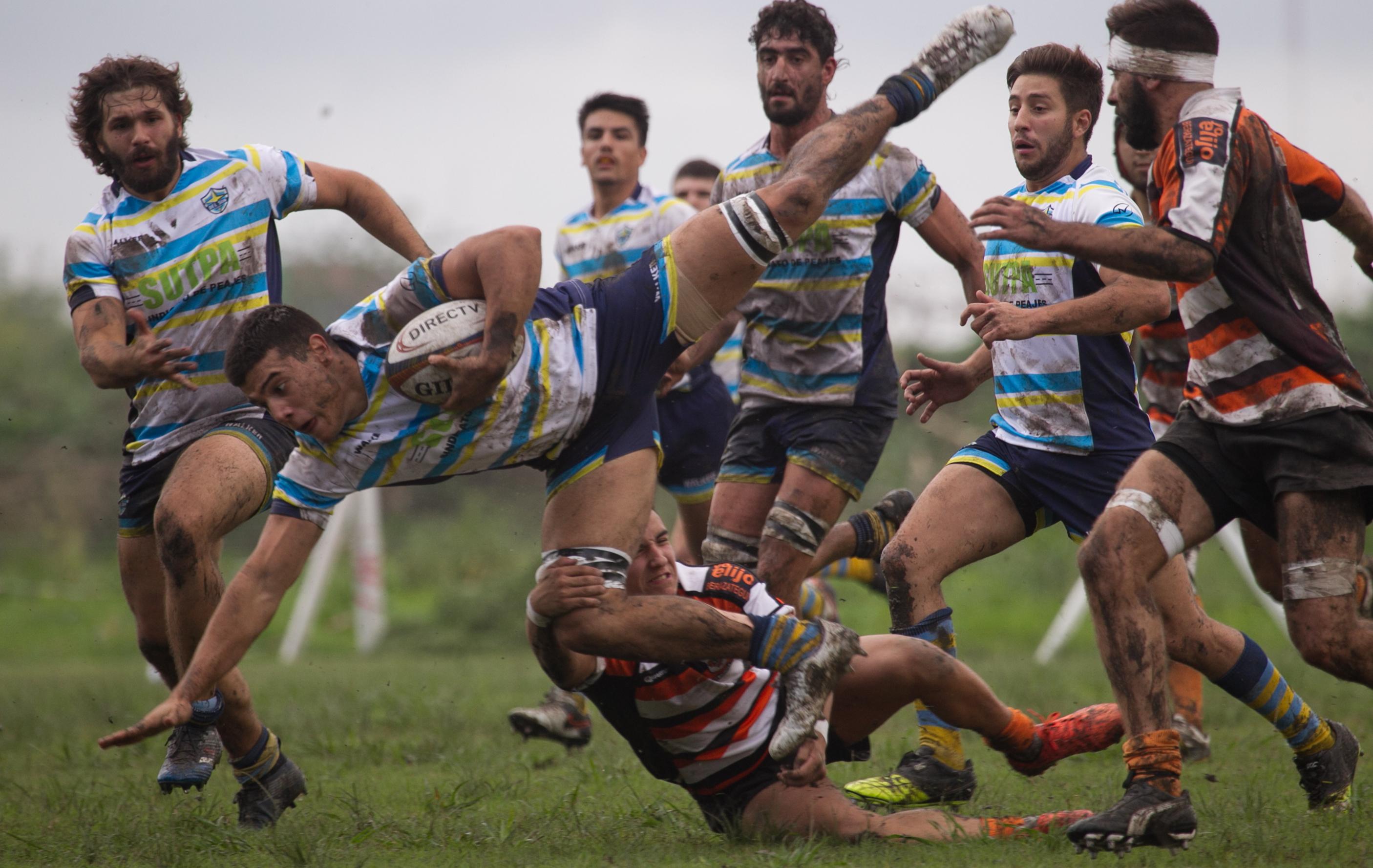 Del Sur Rugby vs Munic.Berazategui 3ra División 2018