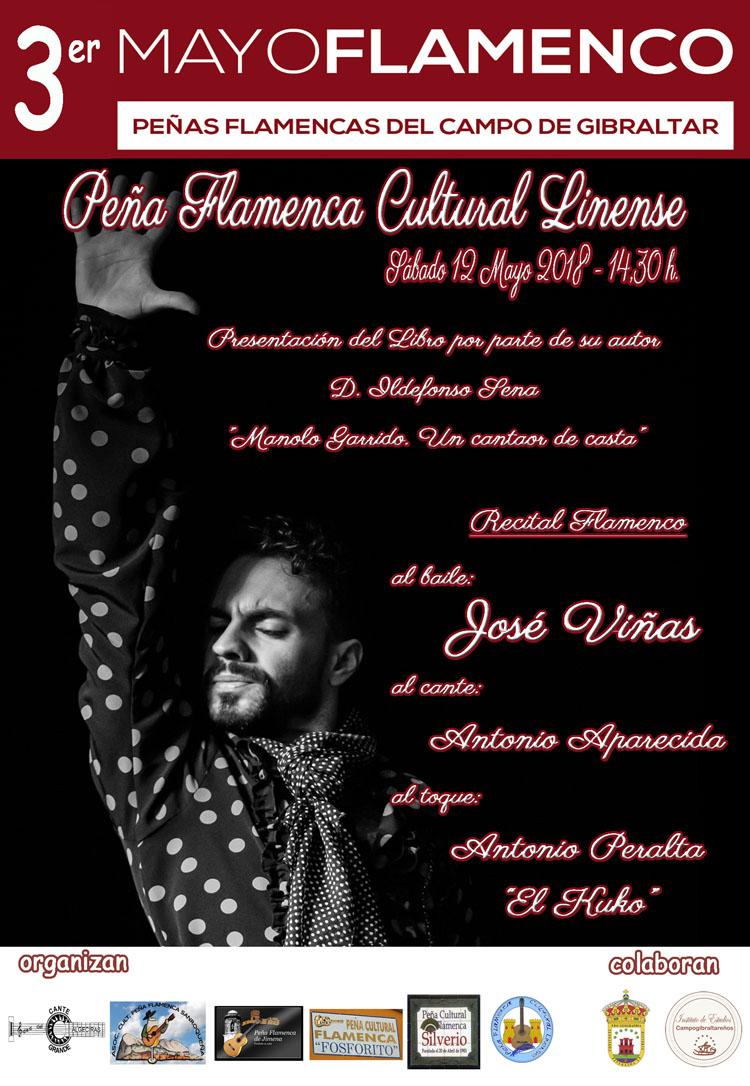 7.- Mayo flamenco 2018 - Jose Viñas.  12.05.20183