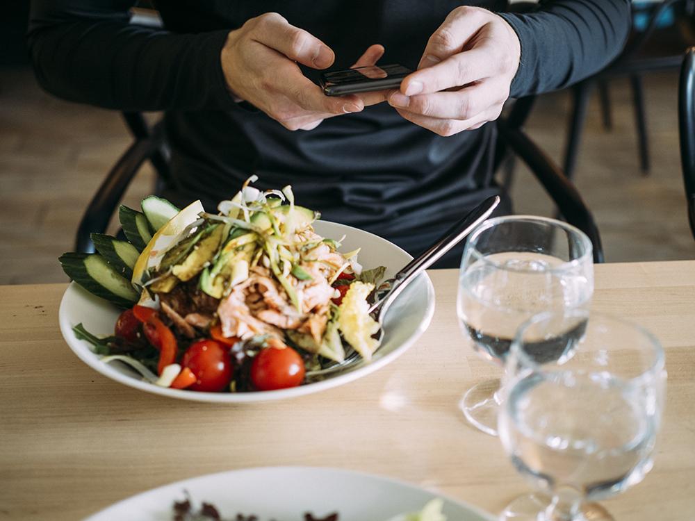 pure bite salaatti