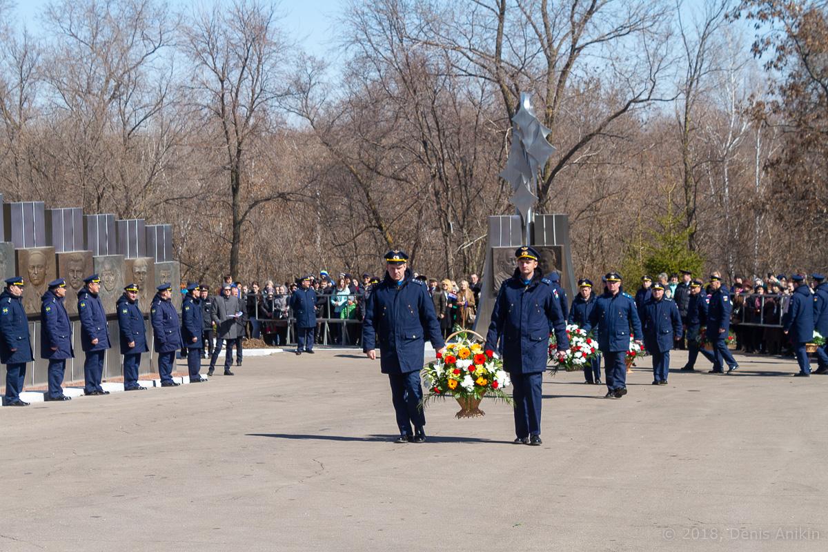 День космонавтики на месте приземления Гагарина фото 3