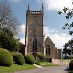 The parish church of Saint Mary, Purton