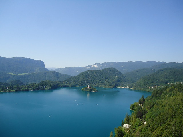 Lake Bled, Sony DSC-W330